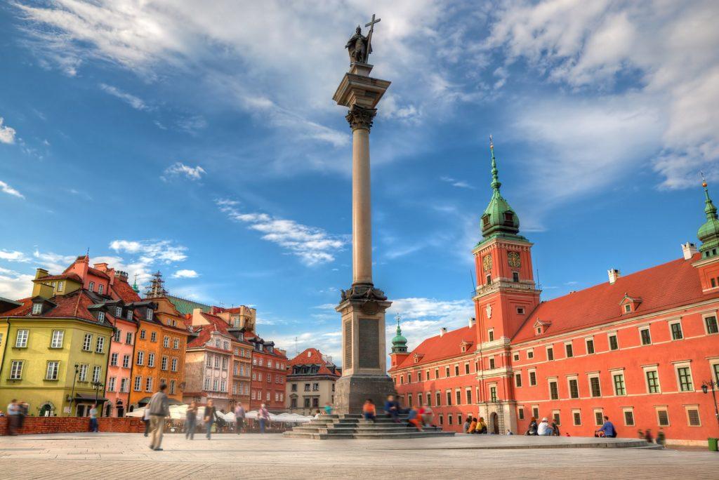 Old Town em Varsóvia