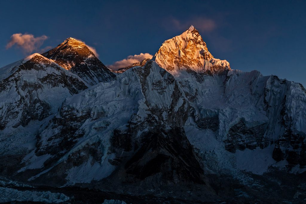 Himalaia, no Nepal