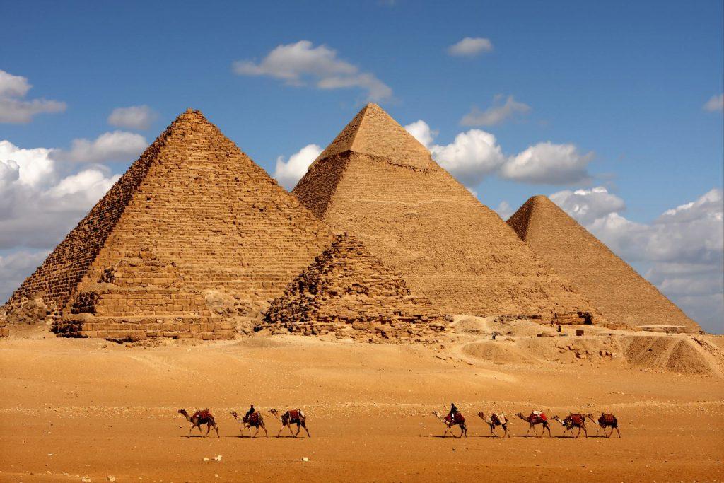 Pirâmides do Egito Antigo